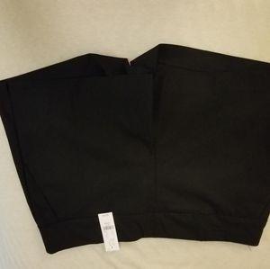 New black shorts